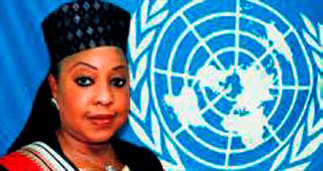 FIFA'ya kadın genel sekreter