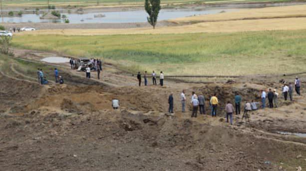 Patlamada kaybolan 12 kişi DNA ile belirlenecek