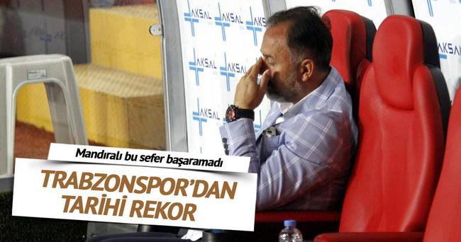 Trabzonspor'dan tarihi rekor