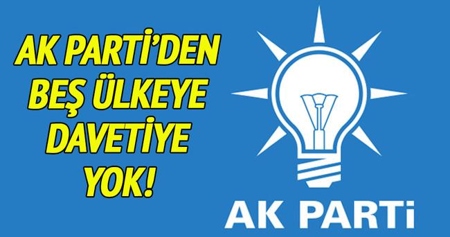AK Parti'de kongre hazırlıkları devam ediyor!