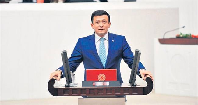 AK Partili Dağ'dan Yüksel'e sert tepki
