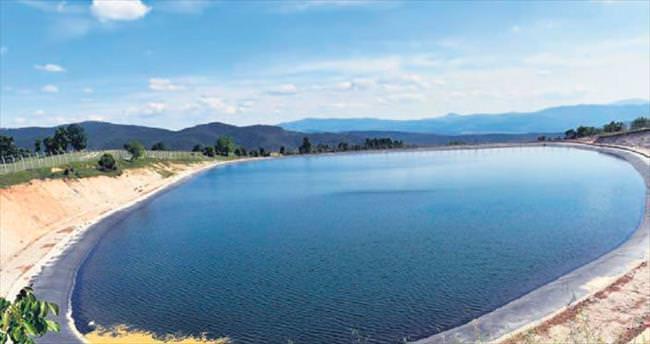 Sulama göleti tarıma can verecek