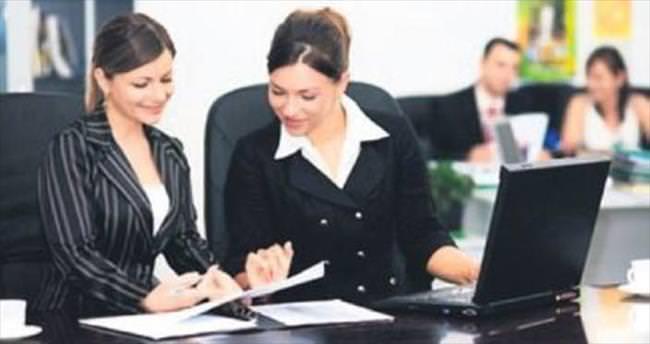 Genç kızlar geleceğe işbaşı yapacak