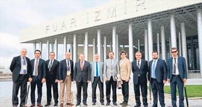 Dişhekimleri kongre için İzmir'e geliyor