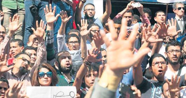 Ada protestolarına 152 tutuklama