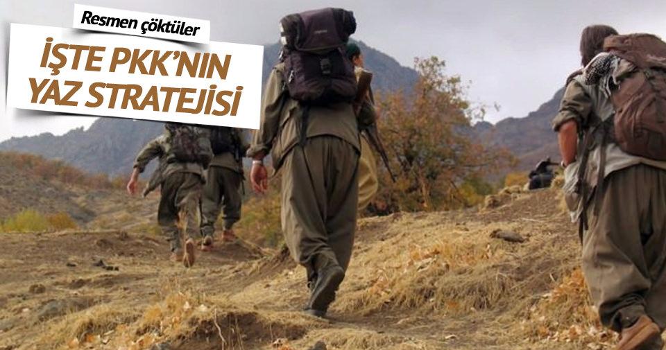 PKK terörü kırsala yönlendiriyor