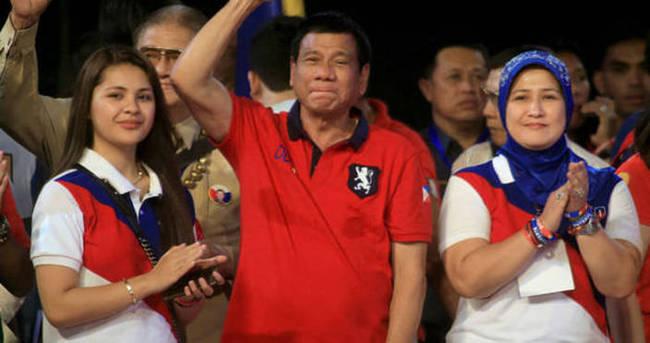 Filipinler'de Duterte, idam cezasını geri getirmeyi planlıyor
