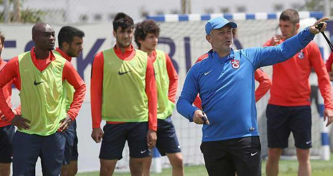 Trabzonspor gençlere emanet