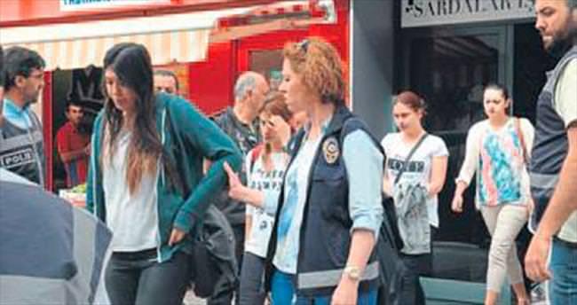 Şebekenin elebaşı 6 kişi tutuklandı