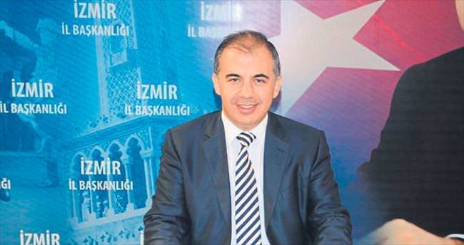 """İzmir teşkilatı """"Binali YıldırIm"""" dedi"""