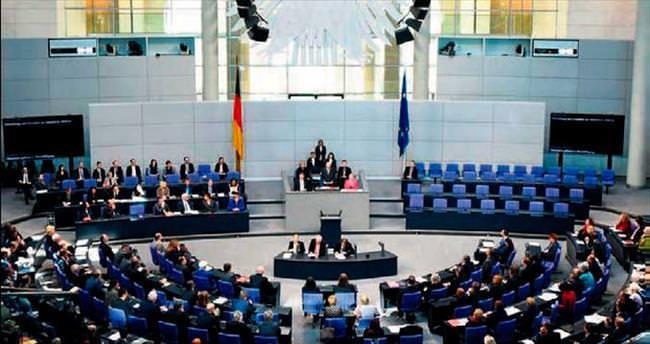 Almanya'da sözde soykırım oylaması