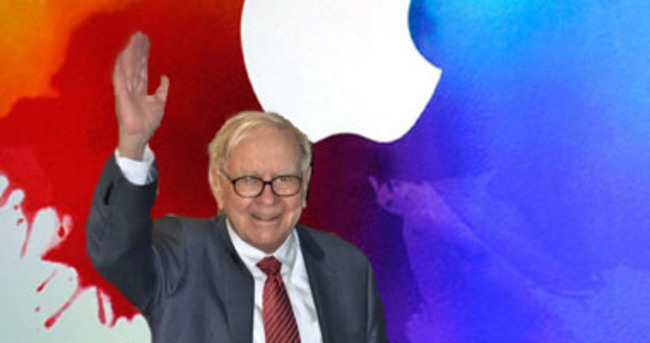 Warren Buffett Apple'a 1 milyar dolar yatırdı