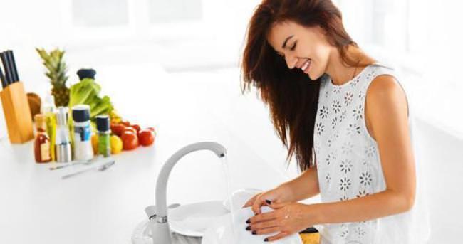 Bulaşık yıkamanın ilginç faydası