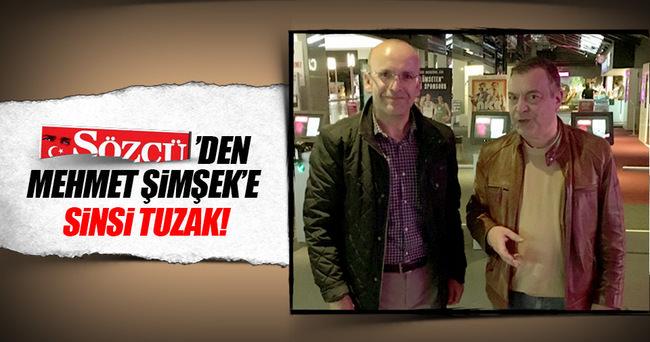Sözcü'den Mehmet Şimşek'e sinsi tuzak!