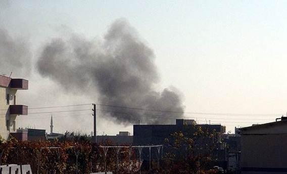 Nusaybin'de patlama: 1'i ağır, 7 yaralı
