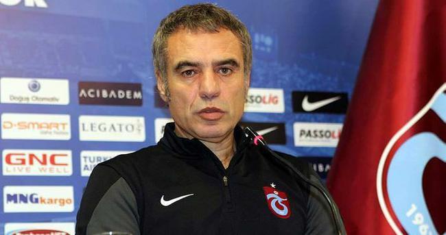 Ersun Yanal resmen Trabzonspor'da