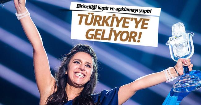2016 Eurovision birincisi Jamala, Edirne'de konser verecek