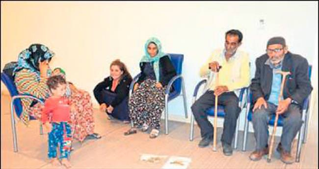Manavgat'ta dilenci operasyonu yapıldı
