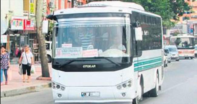 Melih ABİ: Yine özel halk otobüsü yine saygısız sürücü
