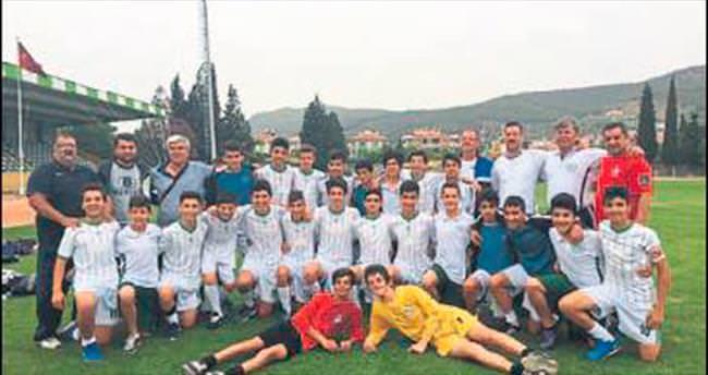 DSİ'nin gençleri şampiyon