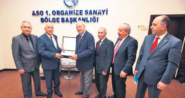 Başkanlardan OSB çıkarması