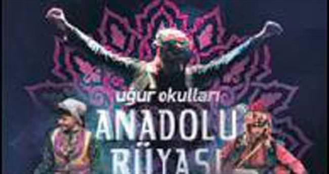 7 renk Anadolu rüyasında