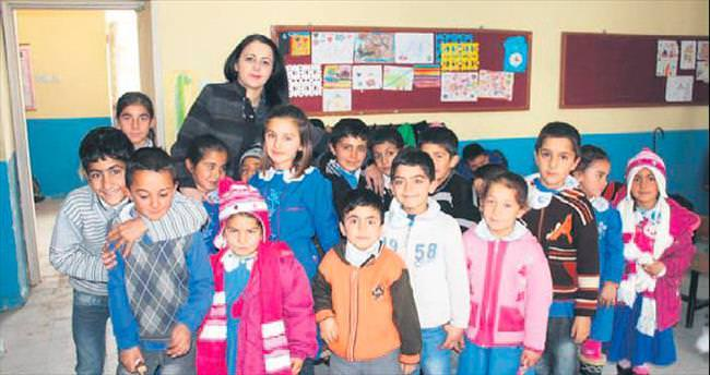 1 öğretmen 16 köye ışık oldu