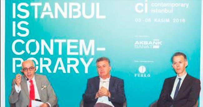 'İstanbul'un sanatsal marka değeri yükselecek'