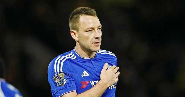 John Terry 1 yıl daha Chelsea'de