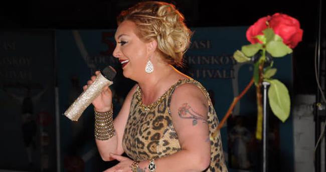 Şarkıcı Güllü 43 kilo verdi