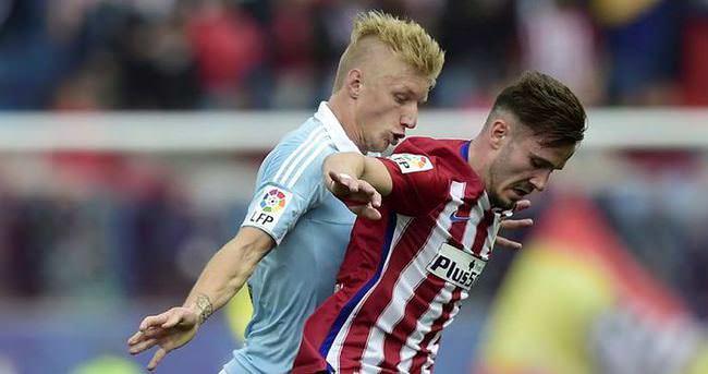 Niguez 2021'e kadar Atletico Madrid'de