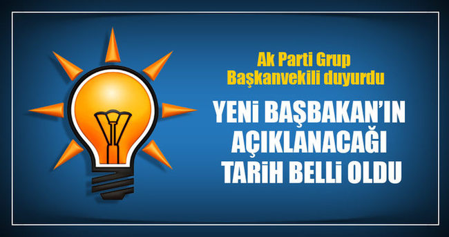 AK Parti açıkladı: Yarın saat 14:00'te...