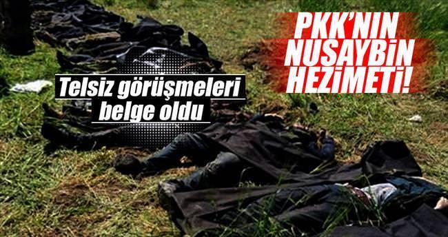 PKK'nın Nusaybin hezimeti kaçıyorlar