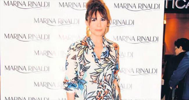 Marina Rinaldi'ye Aysun Kaba'lı şık tanıtım