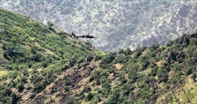 'Düşen helikopter vurulmuş olabilir'