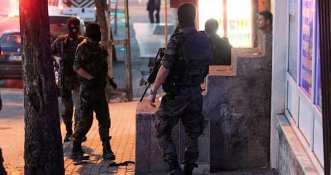 Gaziantep'de IŞİD operasyonu
