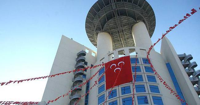 MHP'deki kongre süreci için Yargıtay'ın kararı bekleniyor