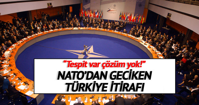 NATO Genel Sekreteri: En çok Türkiye etkilendi