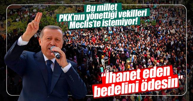 Erdoğan'dan dokunulmazlıkla ilgili flaş açıklama