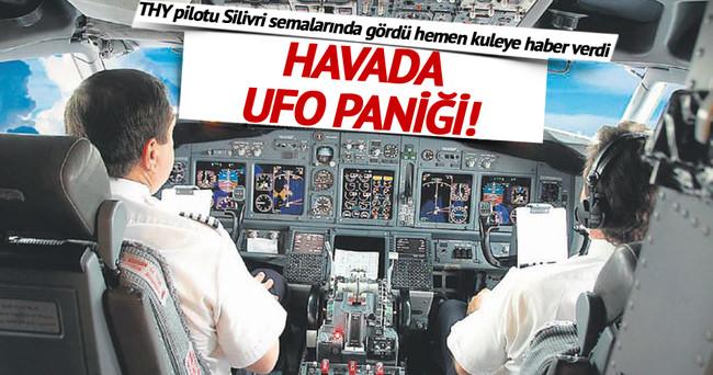 THY pilotları Silivri semalarında UFO gördüklerini iddia etti