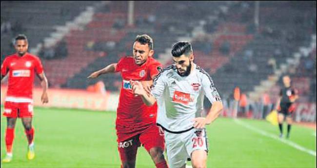 Gaziantep'i ilk yarıdaki performansı kurtardı