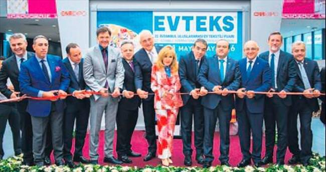 Bursalı firmalar Evteks'e damga vurdu