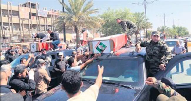 Bağdat protestolarında bu sefer kan döküldü