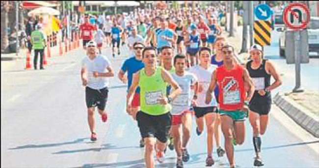 Zübeyde Hanım Koşusu hazırlığı