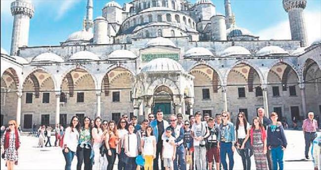 Manisalı şehit çocuklarına İstanbul gezisi