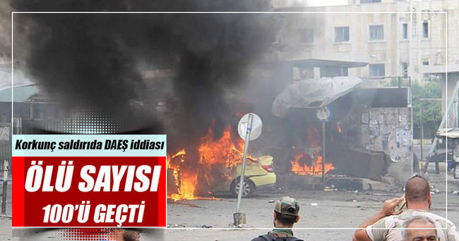 Tartus ve Lazkiye'ye saldırı