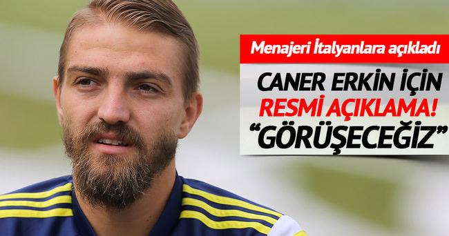 Menajerinden Caner ve Fenerbahçe sözleri!