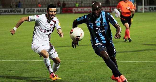 Adana Demirspor'dan son dakika mucizesi