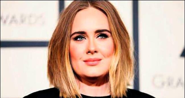 En pahalı İngiliz şarkıcı Adele