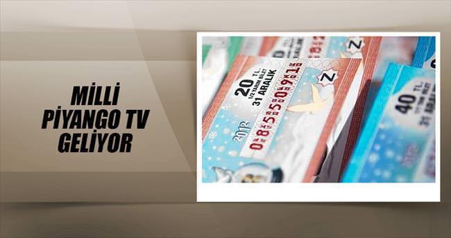 Milli Piyango TV geliyor çekilişler 'canlı' yayımlanacak